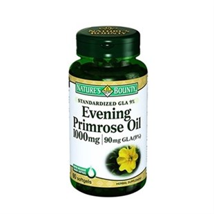 NatureS Bounty Evening Primrose Oil 1000 Mg