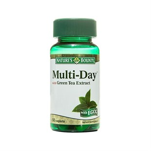 NatureS Bounty Multi-Day With Green Tea Extract 50 Tablet