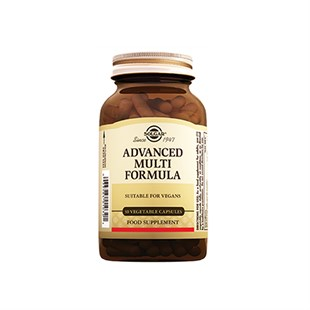 Solgar Advanced Multi (Antioxidant) Formula 60 Vegi Kapsül